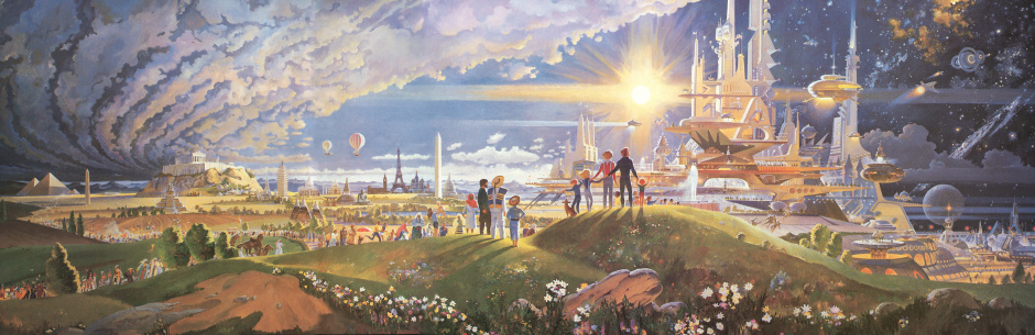 "Robert McCall - ""The Prologue and the Promise"""