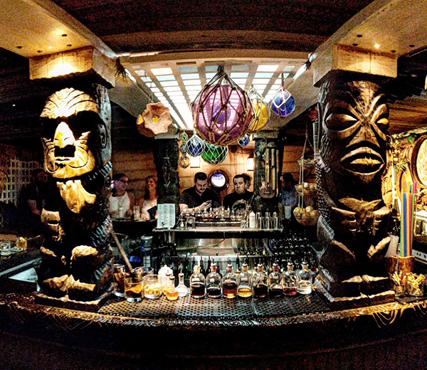UnderTow Tiki Bar